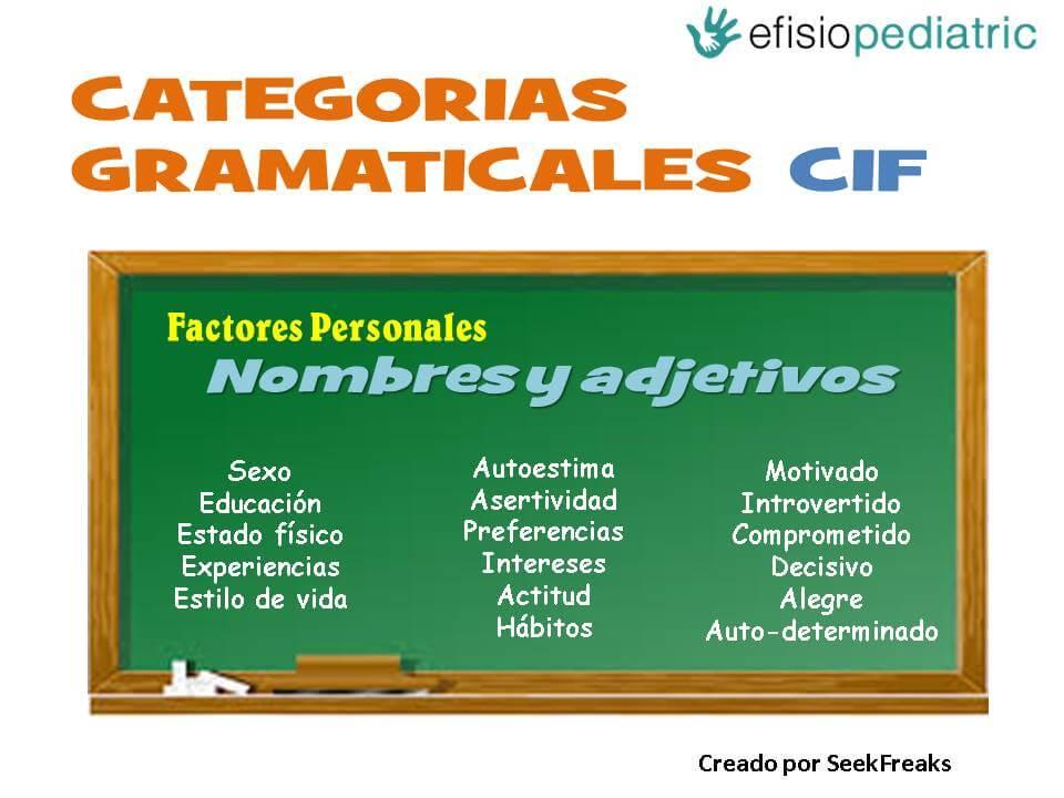 factores personales