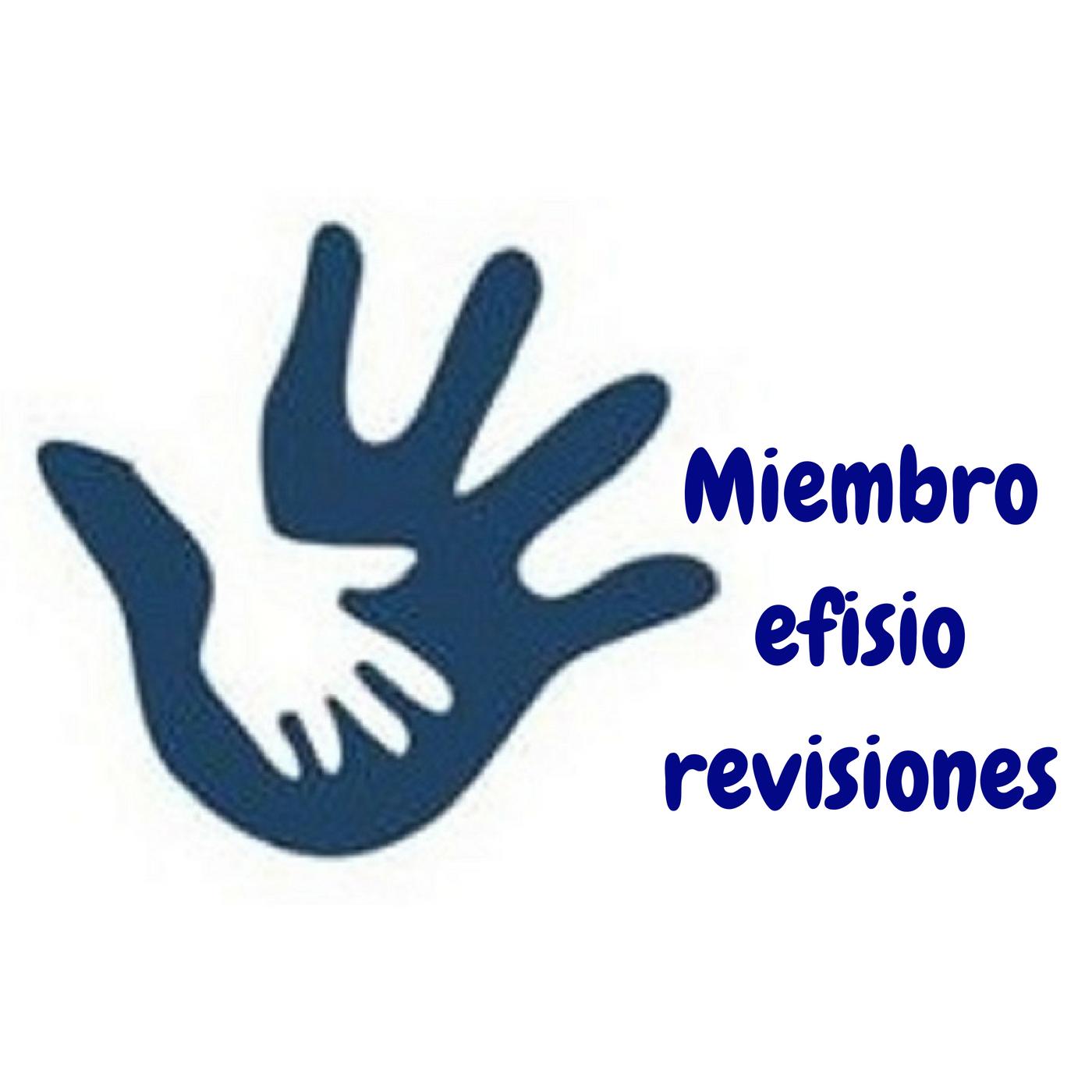 Membresía efisio revisiones anual – miembros