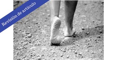 calzado versus descalzo