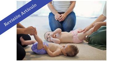 efectos masaje infantil