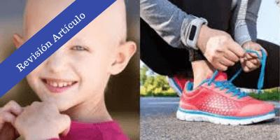 Ejercicio cancer infantil