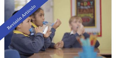 efectividad asma escolar